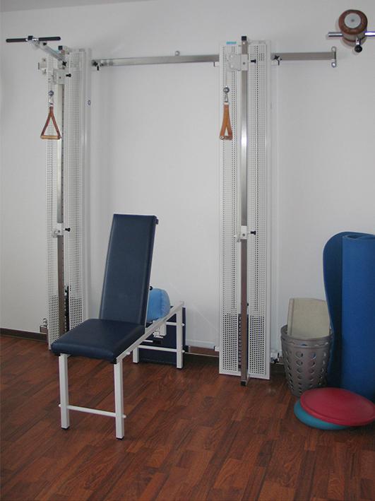 Einrichtung - Physio- und Ergotherapie Roman Rumpf in 30453 Hannover
